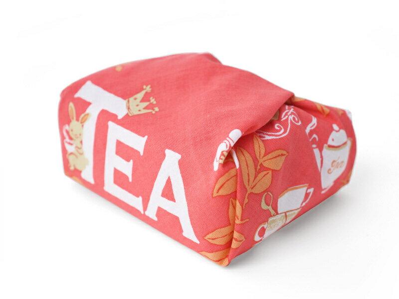 迷你手帕茶包組5入-兔子與紅茶【卡雷爾恰佩克Karel Capek 】山田詩子 / 紅茶 / 茶包★ 0