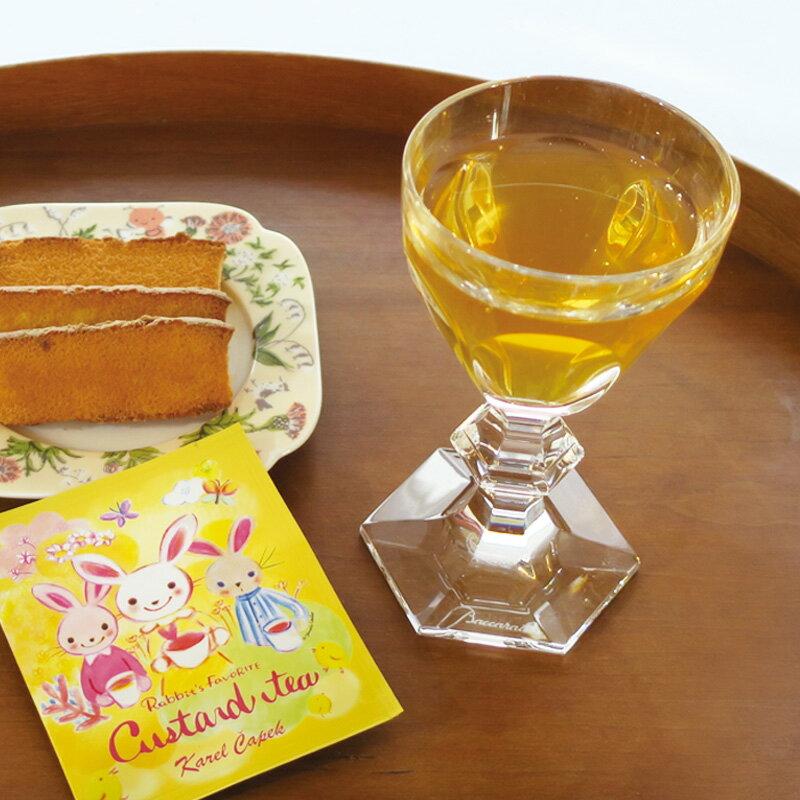 Rabbit favorite 復活節卡士達茶包組1.5g*5入-【卡雷爾恰佩克Karel Capek 】山田詩子 / 紅茶 / 季節紅茶 3