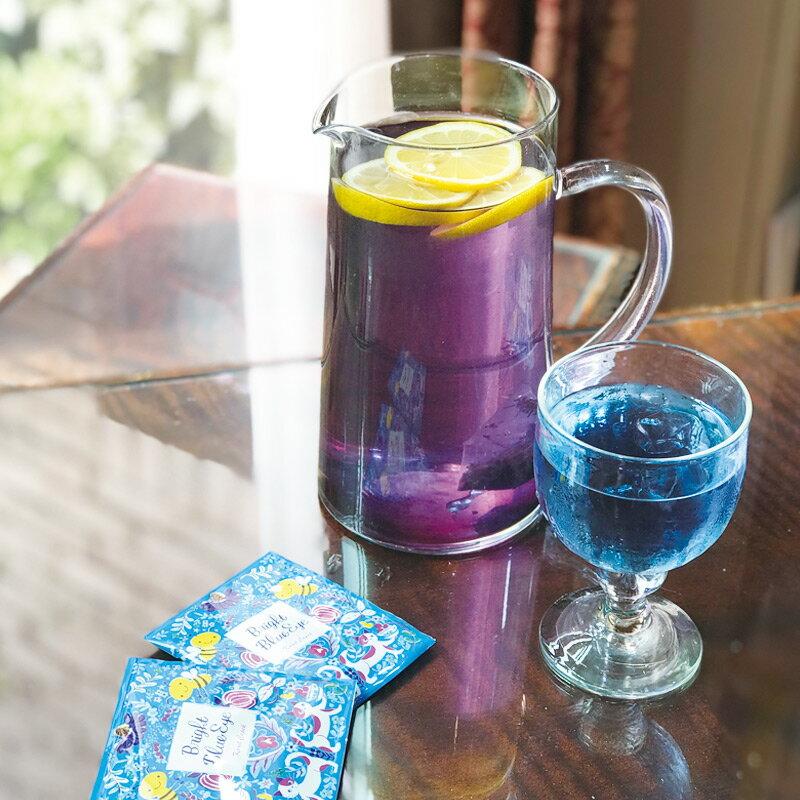 Bright Blue Eye-花草茶茶包組1.5g*5入【卡雷爾恰佩克Karel Capek 】山田詩子 / 紅茶 / 茶包 1
