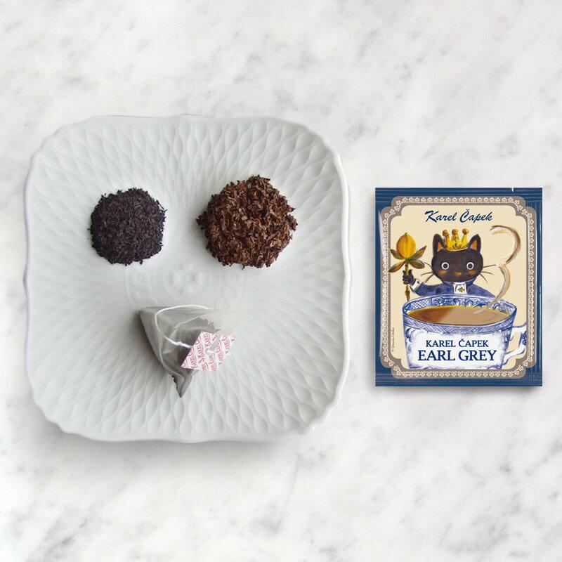 伯爵茶 茶包組5入-【卡雷爾恰佩克Karel Capek 】山田詩子 / 紅茶 / 茶包 3