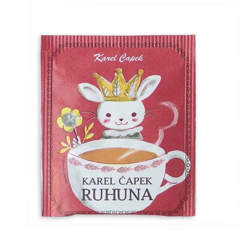 盧哈娜茶20入茶包組-【卡雷爾恰佩克Karel Capek 】山田詩子 / 紅茶 / 季節紅茶 2