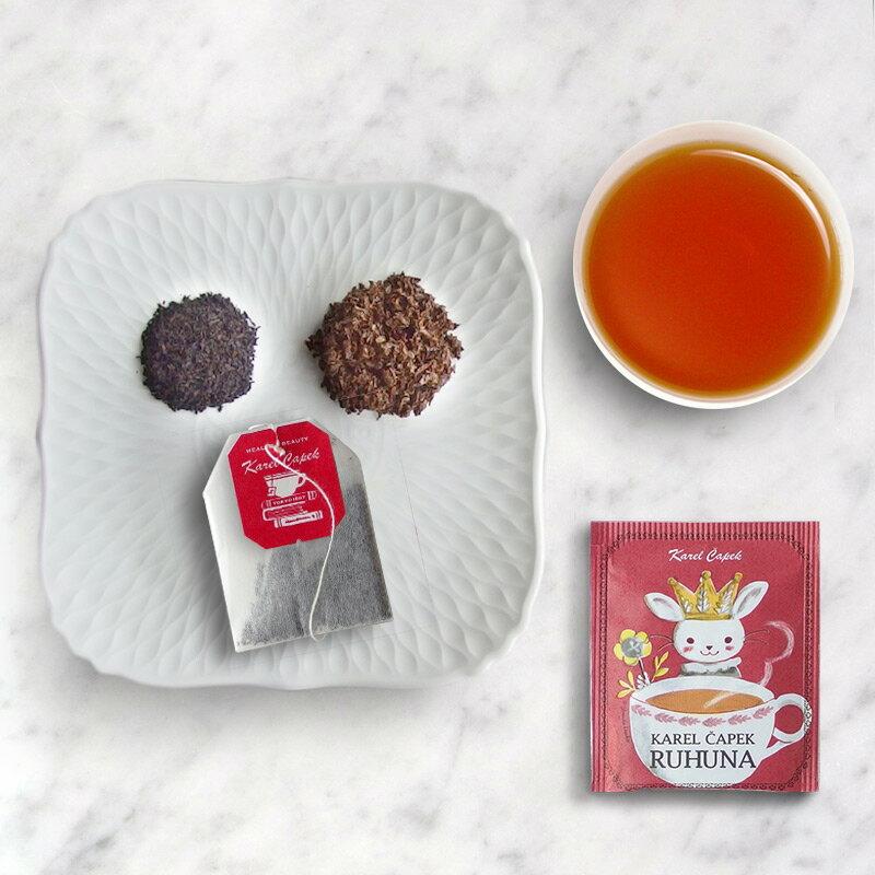 盧哈娜茶20入茶包組-【卡雷爾恰佩克Karel Capek 】山田詩子 / 紅茶 / 季節紅茶 1