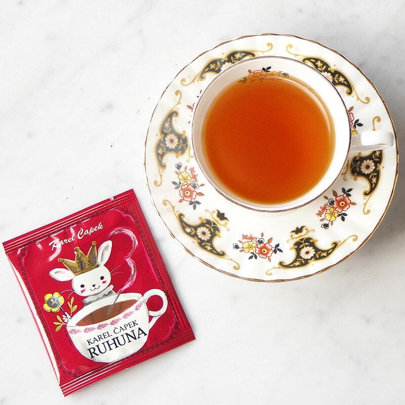 盧哈娜茶 茶包組5入-【卡雷爾恰佩克Karel Capek 】山田詩子 / 紅茶 / 茶包 0