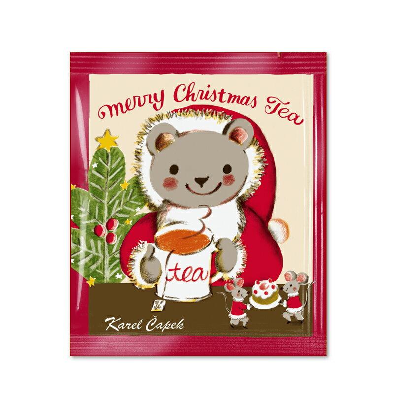 18年耶誕快樂茶包組1.5g*5包-【卡雷爾恰佩克Karel Capek 】山田詩子 / 紅茶 / 禮盒 0