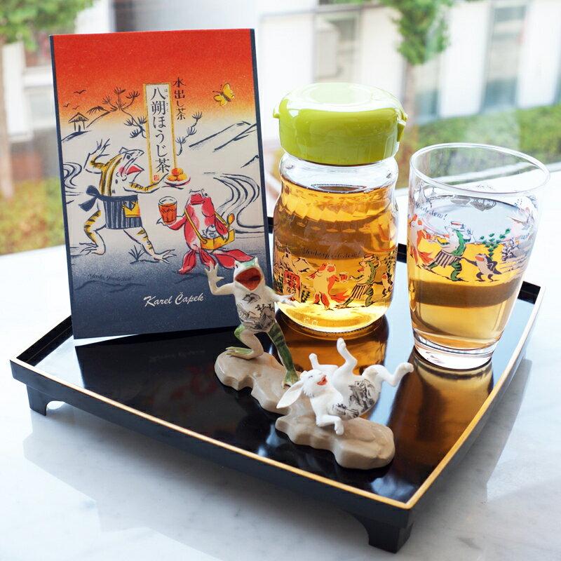 玻璃杯-古紅茶畫卷【卡雷爾恰佩克Karel Capek 】山田詩子 / 泡茶道具★ 2