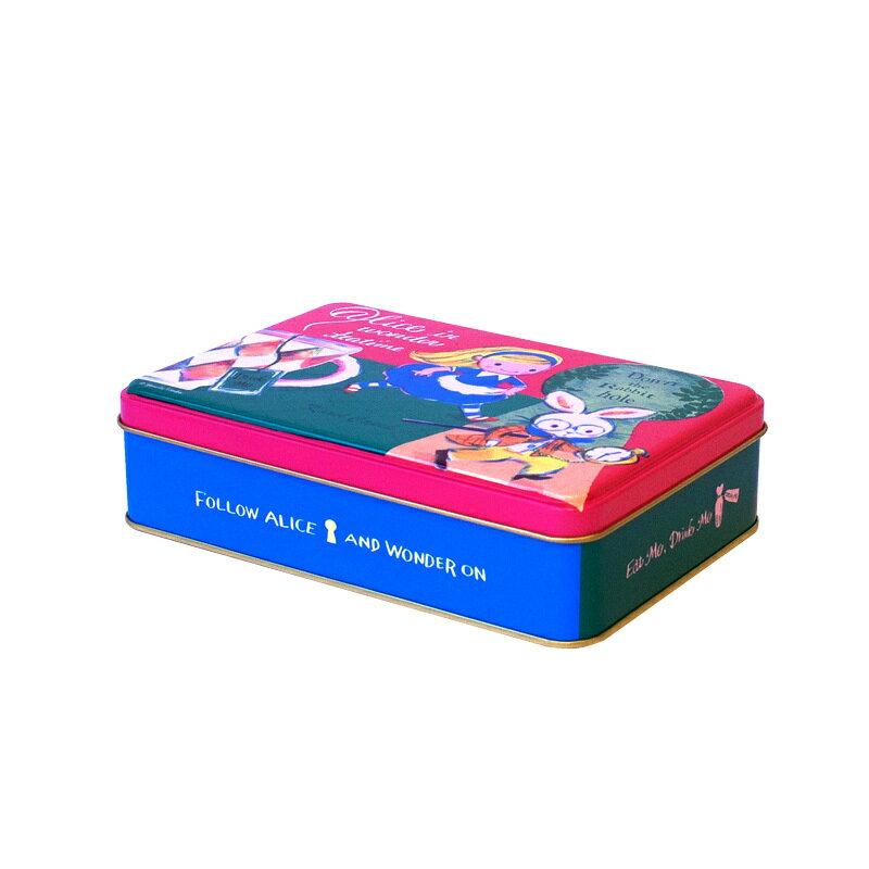 愛麗絲夢遊仙境-特選茶包禮盒組2種口味各3入-【卡雷爾恰佩克Karel Capek 】山田詩子 / 紅茶 / 茶包 2