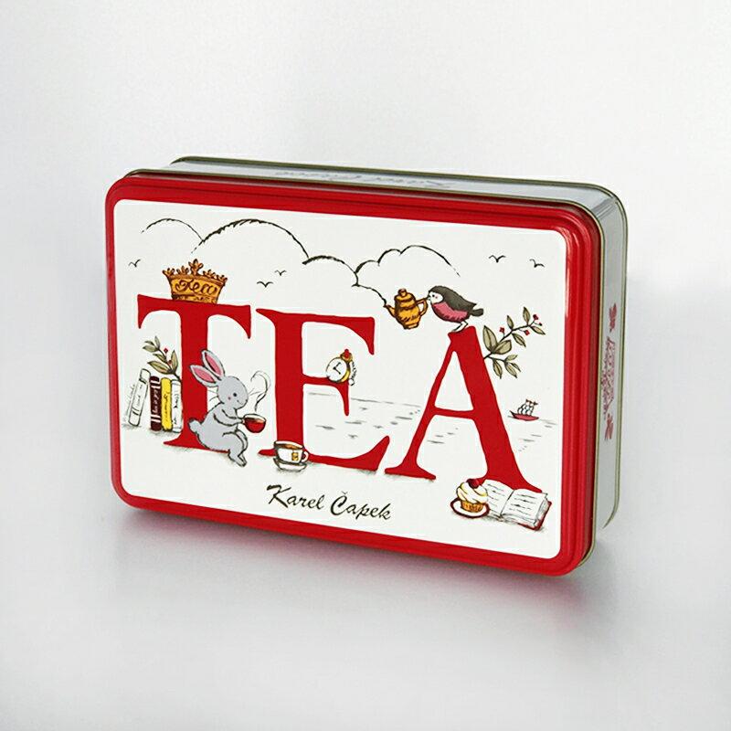 Tea Break禮盒組6種口味*1包【卡雷爾恰佩克Karel Capek 】山田詩子 / 紅茶 / 茶包 1