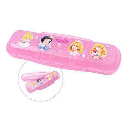 雙邊扣餐具盒-迪士尼公主★衛立兒生活館★