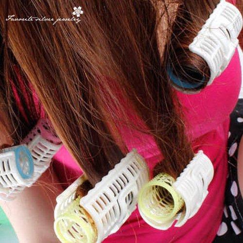 梨花頭空氣瀏海雙層髮捲夾【櫻桃飾品】【20115】