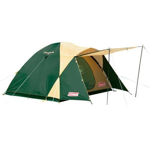 Coleman 美國   4-5人CROSS露營帳限量套裝組 270(含地墊地布)   秀山莊(CM-17153)