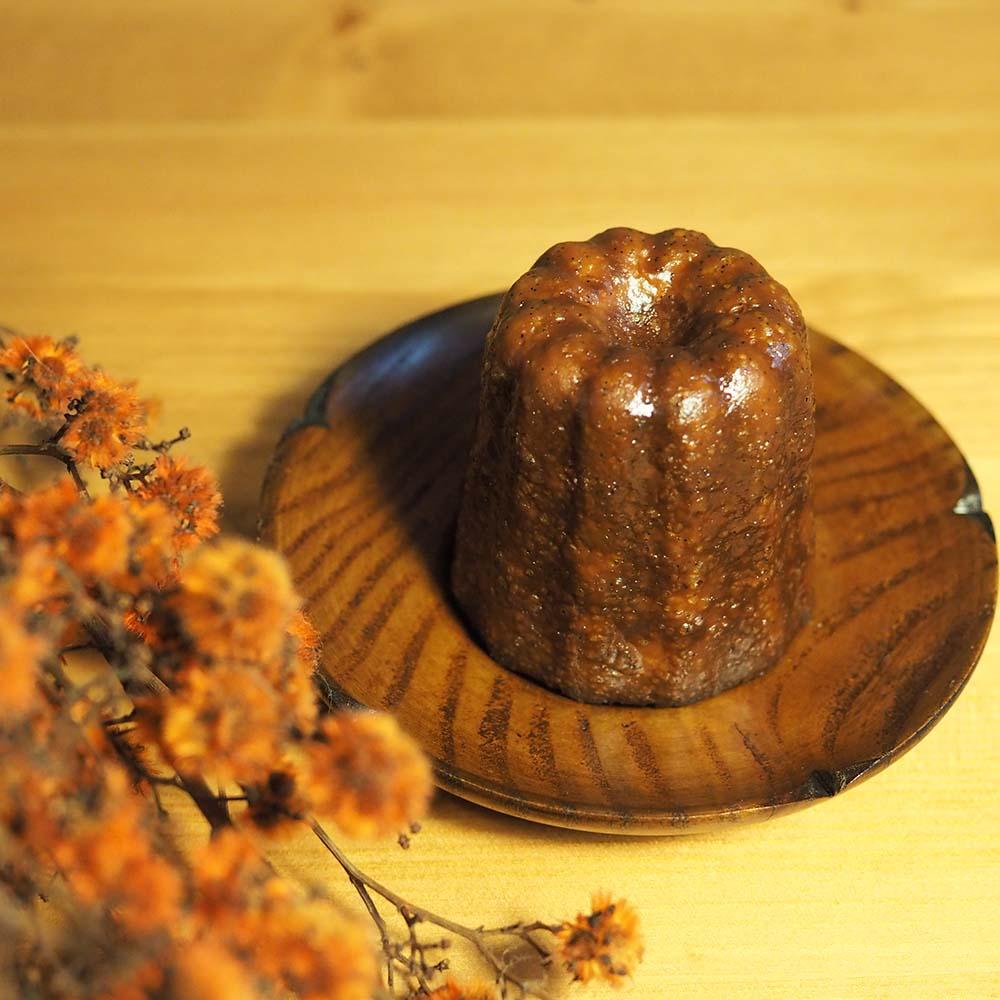 艾樂比 【天使之鈴-可麗露】 波爾多 卡納蕾 Canele 法國甜點 aluvbe