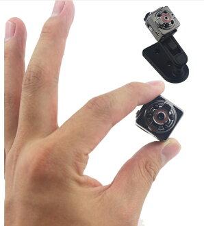 微型攝影機 夜視紅外線 1080P 360°旋轉全景 居家監控 自拍針孔 偷拍舉證 行車記錄器