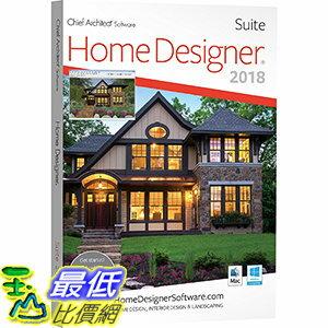 106美國直購  2017美國暢銷軟體 Chief Architect Home Des
