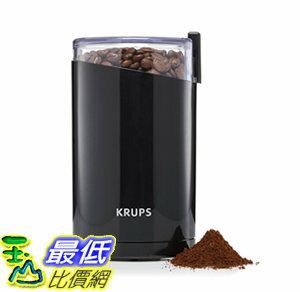 [106美國直購] 咖啡磨豆機 KRUPS F203 Electric Spice and Coffee Grinder 3-Ounce, Black