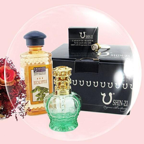 香芝有限公司:送禮禮盒(小玻璃薰香瓶+300ml汽化精油)*2組特惠組合