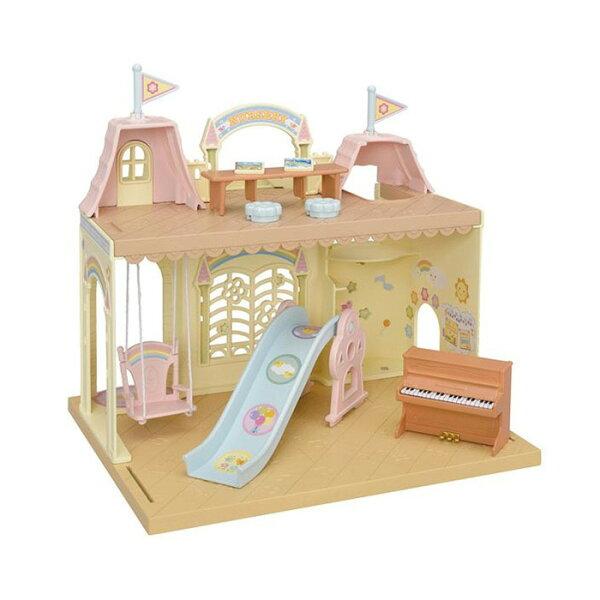 森林家族森林城堡幼稚園【鯊玩具ToyShark】
