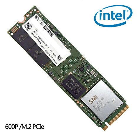 Intel 600P 128GB M.2 SSD 固態硬碟 【PGS指定會員★滿$1500點數最高10倍送!】