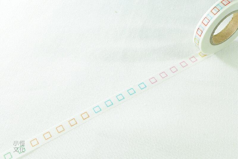 小徑文化~KIRI_TORI和紙膠帶~ TO DO 5mm 彩色 ^( KT~TODO~C