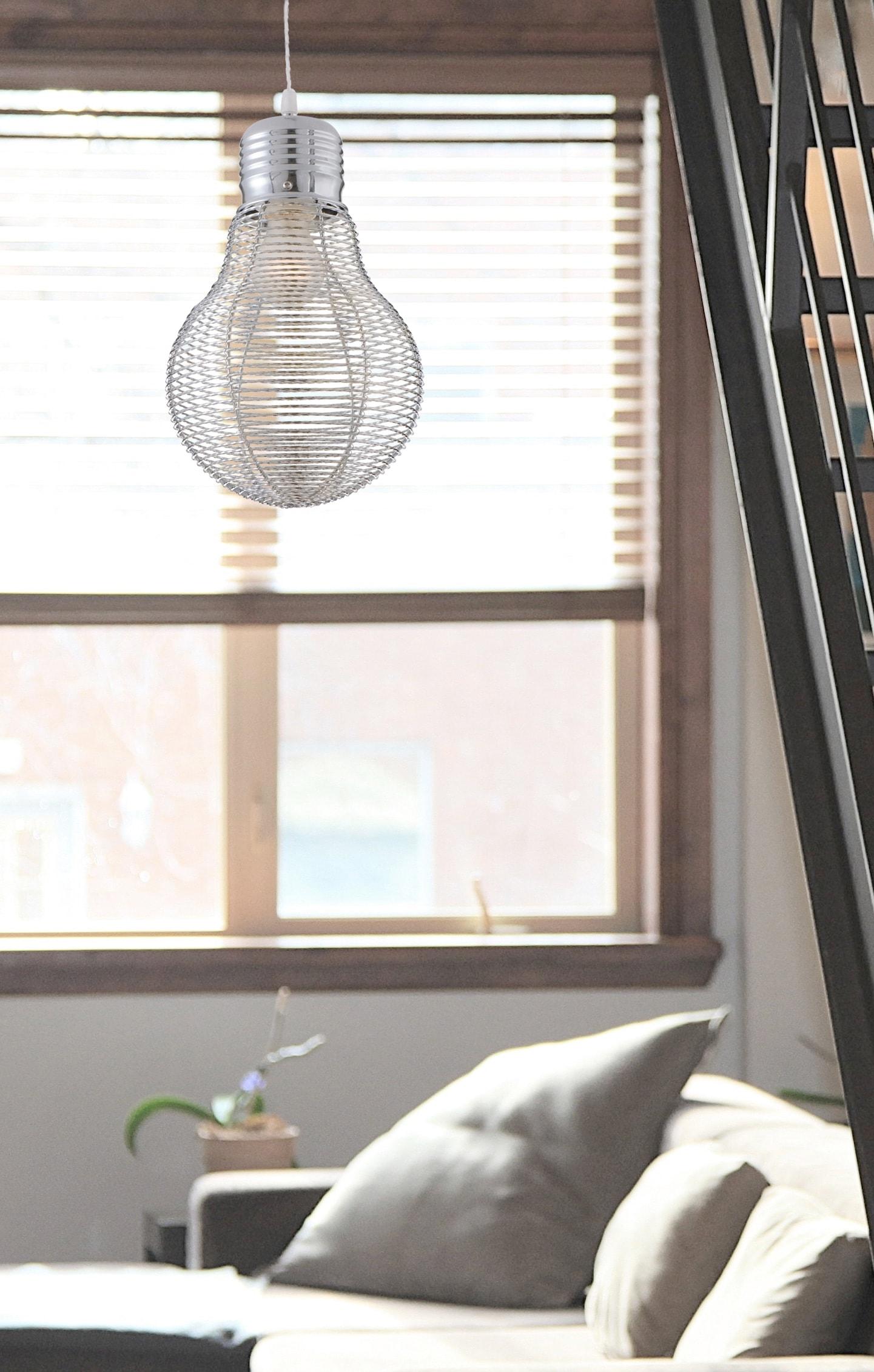 燈泡造型吊燈-BNL00072 2