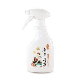 【木酢達人】天然木酢廚房清潔噴霧350ml.快速清潔除油好幫手!