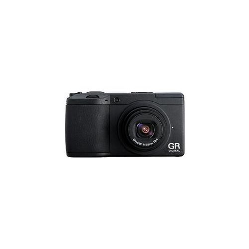 "Ricoh GR 8.1 Megapixel Compact Camera - 2.5"" LCD - 4x - 3264 x 2448 Image - 320 x 240 Video"