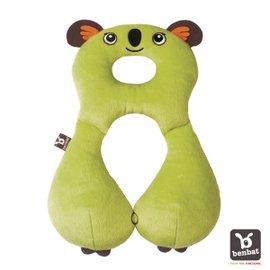 【以色列Benbat】寶寶旅行頸枕 / 頭枕 適用4-8 樹熊 / 無尾熊【紫貝殼】 - 限時優惠好康折扣