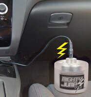 Mighty Jump Pro - Rechargeable Vehicle Jump Starter