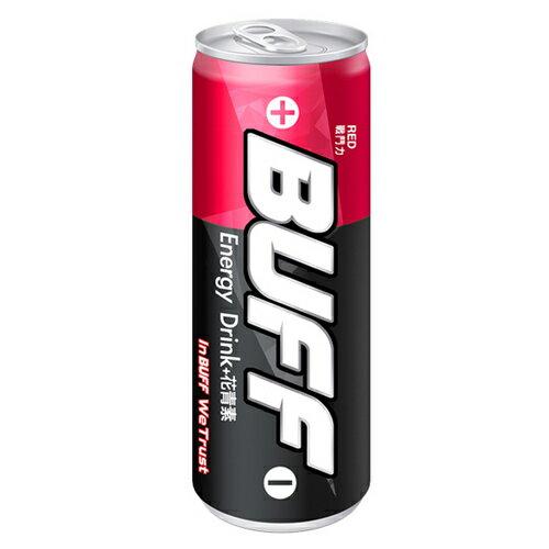 泰山 BUFF 戰鬥力能量飲料(紅) 250ml