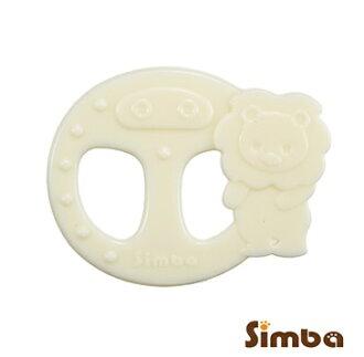 小獅王辛巴 矽膠固齒器-牛奶香-辛巴造型【德芳保健藥妝】
