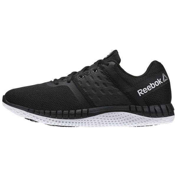《限時特賣↘7折免運》REEBOK ZPrint Run Neo 男鞋 慢跑鞋 運動 輕量透氣 黑 白 【運動世界】 BD1190