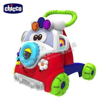 【寶貝樂園】chicco歡樂皮皮助步車