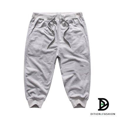 DITION 美式SLIDE單車反光條 口袋棉褲 運動短褲 2