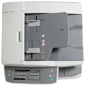 HP LaserJet M5035 Multifunction Printer - Monochrome - 35 ppm Mono - 1200 x 1200 dpi - Copier, Printer, Scanner 5