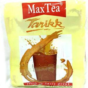 印尼 Max Tea Tarikk 奶茶 印尼拉茶(整袋30小包入) [IN007A]▶全館滿499免運