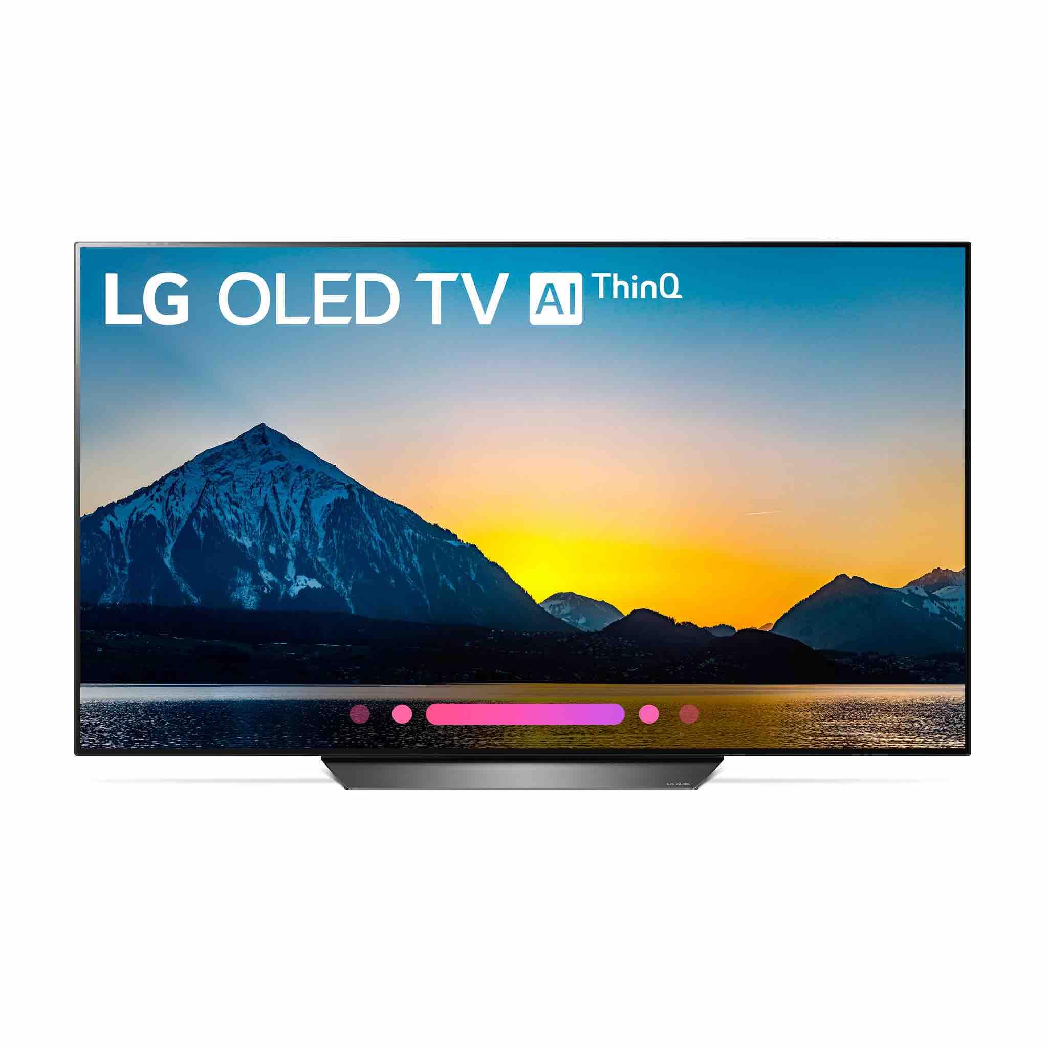 Electronic Express: LG OLED55C8P 55-Inch 4K Smart OLED TV   Rakuten com