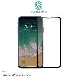 【東洋商行】APPLE iPhone Xs Max NILLKIN 3D CP+ MAX 疏油疏水 滿版鋼化玻璃貼 9H硬度 螢幕玻璃保護貼