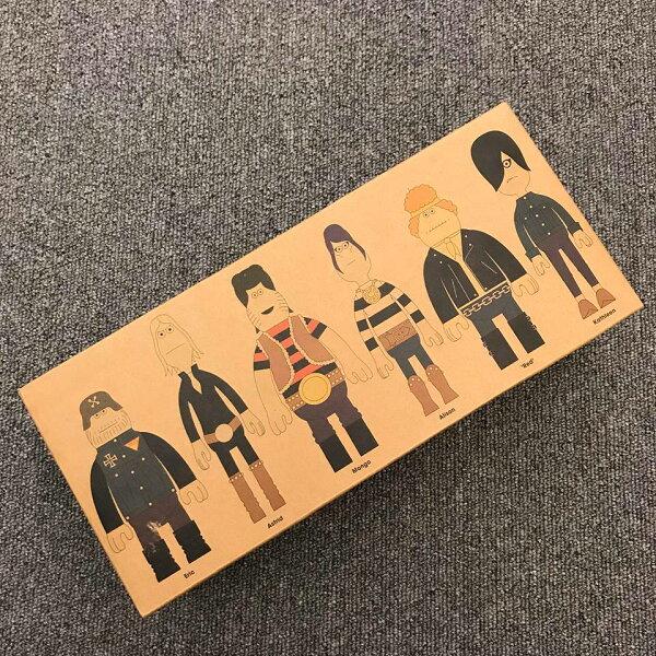 BEETLE現貨AMOSJAMESJARVISMOTORCYCLECLUB英國絕版盒玩公仔