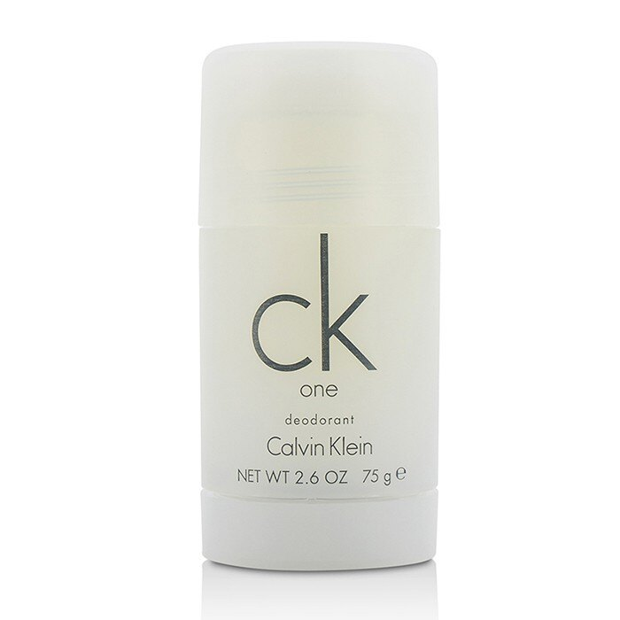 Calvin Klein 卡文克萊 CK CK One 體香膏 CK One Deodorant Stick 75ml/2.5oz