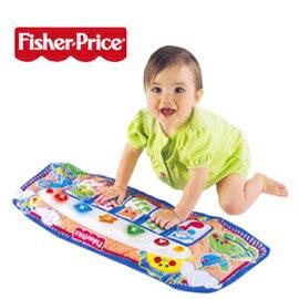 【奇買親子購物網】費雪牌 Fisher-Price新踢踢腳鋼琴