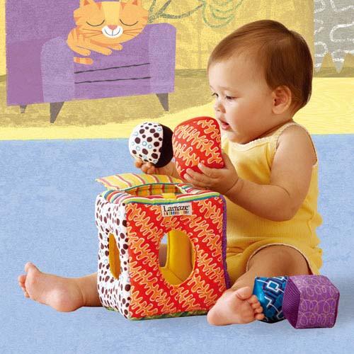 【奇買親子購物網】Lamaze 拉梅茲 嬰幼兒玩具-哪個窗口適合我