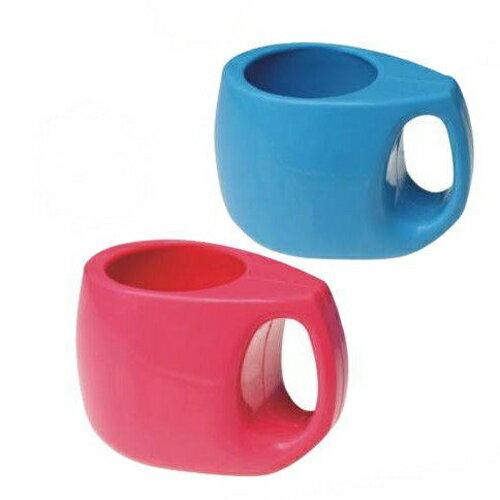 【奇買親子購物網】藍色企鵝PUKUPetit矽膠杯