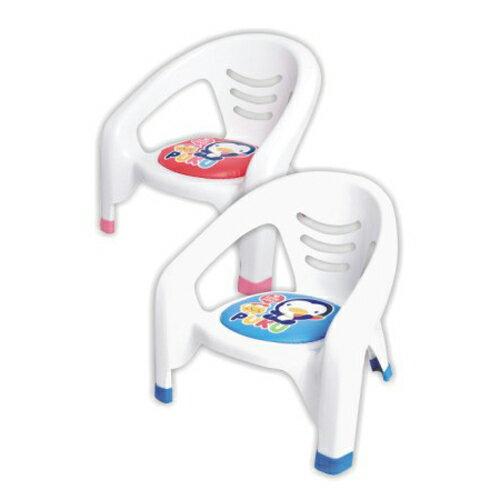 【奇買親子購物網】藍色企鵝 PUKU Petit 兒童椅