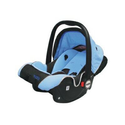 【奇買親子購物網】藍色企鵝PUKUPetit三合一汽車安全座椅(藍粉)