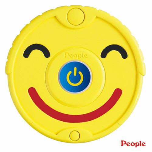 【奇買親子購物網】日本People 寶寶的自動掃地機玩具