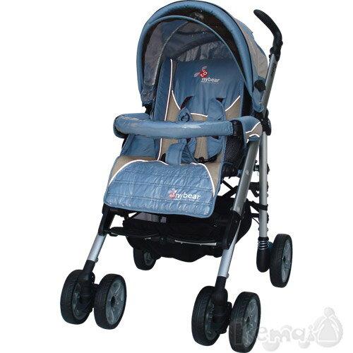 【奇買親子購物網】湯尼熊 Tony Bear 歐風RV時尚豪華嬰兒推車