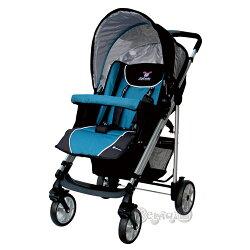 【奇買親子購物網】湯尼熊 Tony Bear 歐式秒縮嬰兒推車