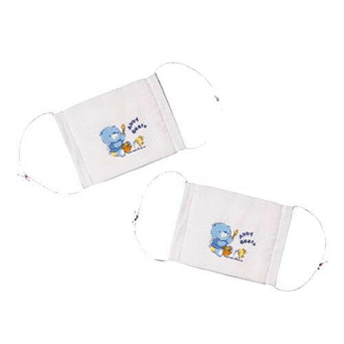 【奇買親子購物網】艾比熊  紗布兒童口罩