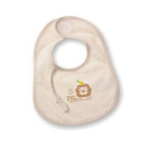 【奇買親子購物網】小獅王辛巴simba有機棉奶嘴帶圍兜