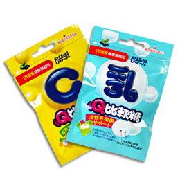【奇買親子購物網】小兒利撒爾 健康補給站Q比軟糖(活性乳酸菌/綜合維他命+C)25G