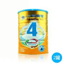 【奇買親子購物網】金可貝可-兒童營養奶粉1.8Kg (兩罐入)